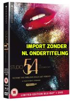 Studio 54: The Documentary [Limited Edition Blu-ray+DVD] (import)