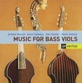 Marais, Forqueray, Couperin: Music for Bass Viols