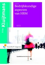 Bedrijfskundige aspecten van HRM / druk 1
