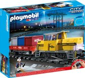 Playmobil Radiografisch Bestuurbare Goederentrein met Containers - RC auto - 5258