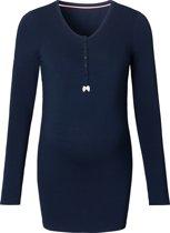 Noppies Voedingsshirt Amber - Dark Blue - XS