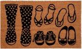 Clayre en Eef Shoes Deurmat