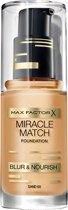 Max Factor Miracle Match Blur & Nour - 60 Sand - Foundation