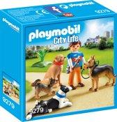 PLAYMOBIL Hondenbegeleider -9279