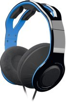 Gioteck TX30 - Stereo Gaming & Go Headset - Zwart/Blauw - PS4 + Mobile