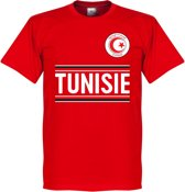 Tunesië Team T-Shirt - XXL
