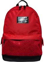 Superdry Montana Neoprene Mirror Backpack Deep Berry
