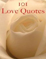 101 Love Quotes