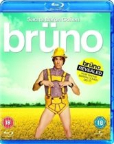 Bruno (D) [bd] (import) (blu-ray)