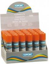 Toppoint Lijmstiftpasta 8 Gram - Lijm
