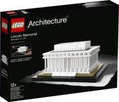 LEGO Architecture Lincoln Memorial - 21022