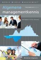 Omslag van 'Nemas Middle Management - Algemene managementkennis Theorieboek'