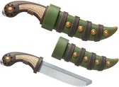 One Piece Aces Knife Shaped Comb