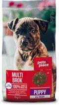 Pets Place Puppy - Hondenvoer - Gevogelte&Vlees - 3 kg