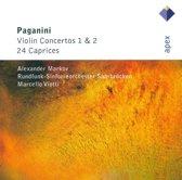 Paganin:Violin Concertos(Apex)