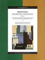 Orchestral Anthology 3 Dance Episodes from on the Town /Symphonic Dances from West Side Story