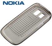 Nokia CC-1030 Soft Cover voor de Nokia Asha 302 - Zwart