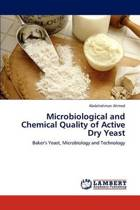 Microbiological and Chemical Quality of Active Dry Yeast