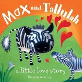 Max and Tallulah Finger Puppet Book