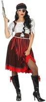Piraat Rachel verkleed pak/kostuum voor dames XL (42-44)