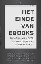 Het einde van ebooks