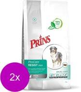 Prins procare resist hondenvoer 2x 7,5 kg