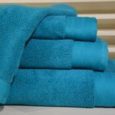 ARTG Excellent Strandhanddoek - 100 x 180 cm - 700 grams - Deep Blue - Set 2 stuks