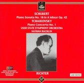 Richter Plays Schubert, Tchaikovsky