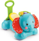 Fisher-Price Bounce Olifant - Looptrainer