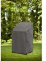 Outdoor Covers Premium Stapelstoelhoes - 66x66cm - antraciet
