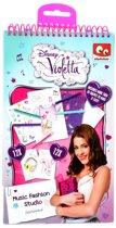 Schetsblok Disney Violetta