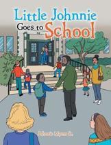 Little Johnnie Goes to School
