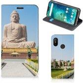 Xiaomi Mi A2 Lite Book Cover Boeddha