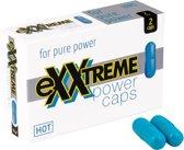 Hot Exxtreme Power Caps - 2 stuks - Erectiepillen