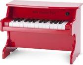 New Classic Toys - Speelgoed Elektronische Piano - Rood - 25 Toetsen