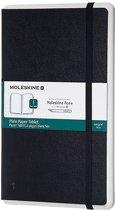 Moleskine Paper Tablet 1 - Plain - Hardcover - Black