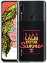 Huawei P Smart Z Hoesje Summer Time