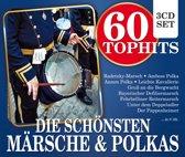 60 Top Hits Die Schonsten Marsche + Polkas