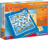 Clementoni Interactieve Quiz Encyclopedie