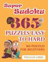 Super Sudoku 365 Puzzles