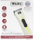 Wahl Super Trimmer 1592 Wit Snoerloos