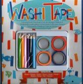 Washi Tape Kleurboek - Ridders