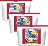 Woolite Kleuren Keratine wasmiddel 3x18caps