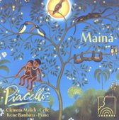 Maina - Works For Cello A
