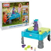 Little Tikes Sandy Lagoon Waterpark - Zandtafel en Watertafel