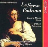Paisiello: La Serva Padrona / Hirsch, Munich Radio