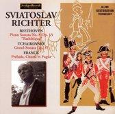 Richter Plays Beethoven, Tchaikovsky & Franck