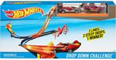 Hot Wheels Drop Down Challenge - inclusief 2 auto's