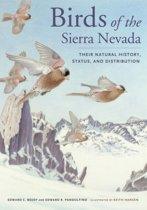 Birds of the Sierra Nevada
