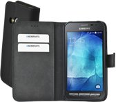 Mobiparts Premium Wallet Case Samsung Xcover 3 (VE) Black